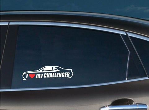 I Love my Challenger