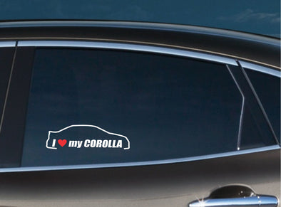 I Love my Corolla