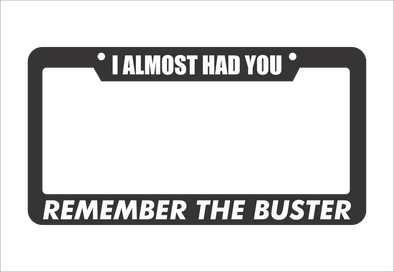 Remember the Buster