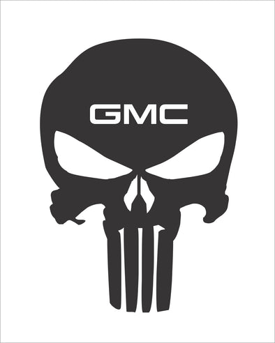 Skull Punisher GMC