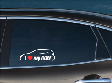 I Love my Golf