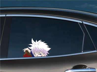 Killua #2 Peeking