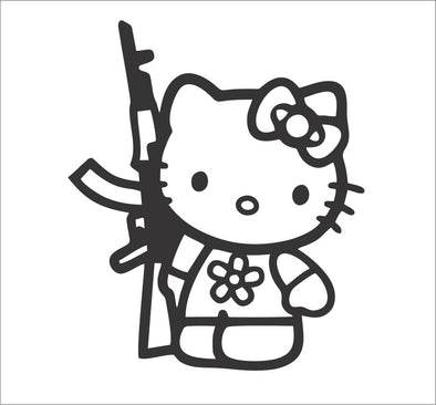 Hello Kitty Supports..