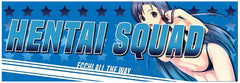 Hentai Squad #5 Slap Decal