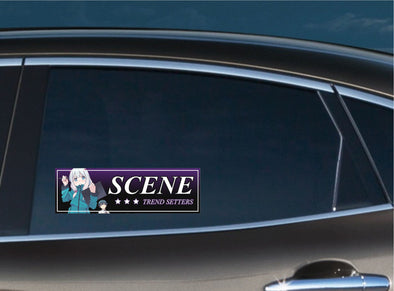 Scene Trend Setters Slap Decal