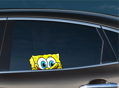 Spongebob #2 Peeking