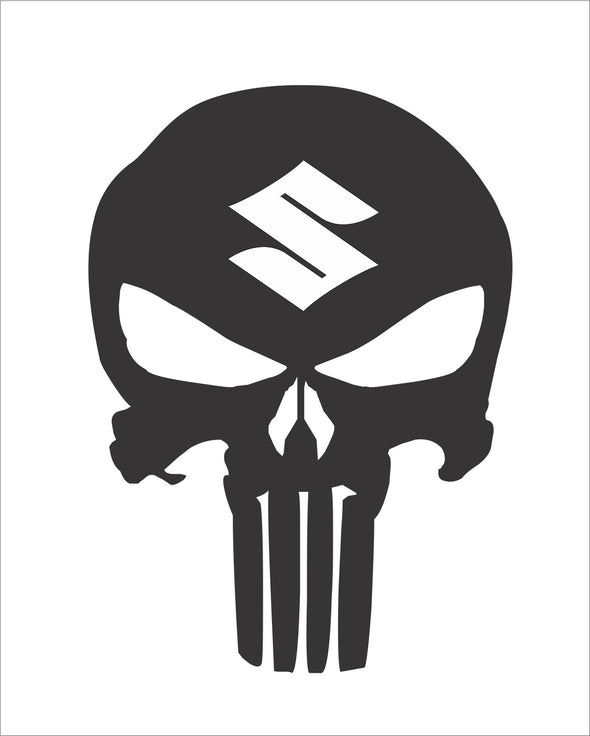 Skull Punisher Suzuki