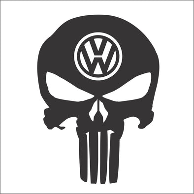 Skull Punisher Volkswagen