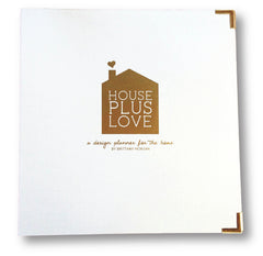 House Plus Love Design Binder