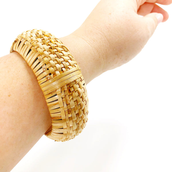 Woven Bangle XL