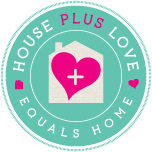 House Plus Love Equals Home
