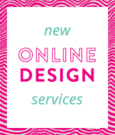 New online design services!