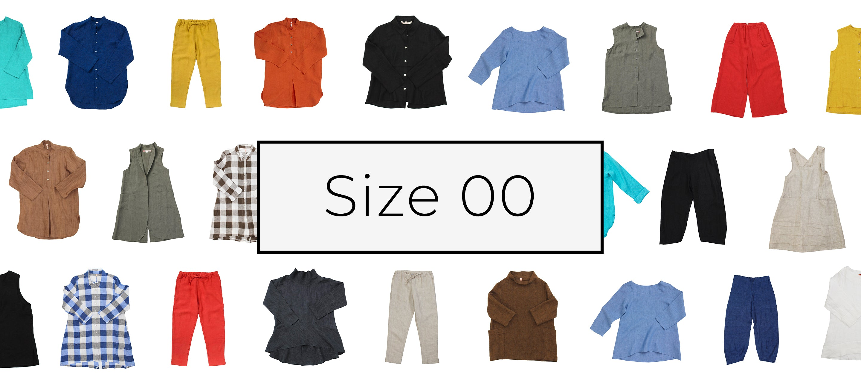 Size 00