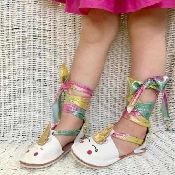 Unicorn lace up espadrilles