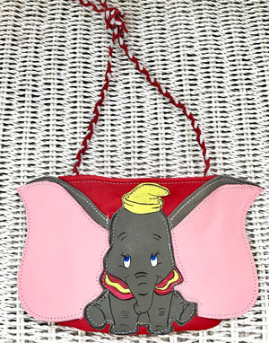 Elephant toddler purse