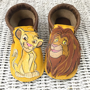 Lion shoes