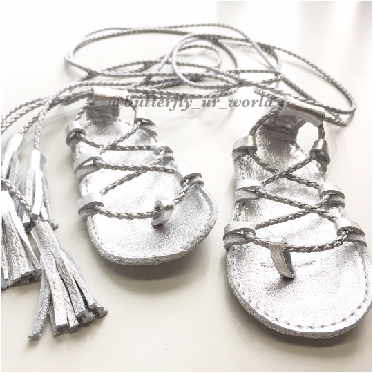 4123c57767a Silver Gladiators – Butterfly Your World