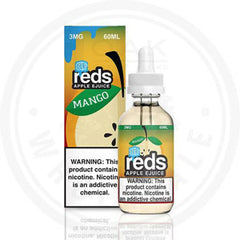 7 DAZE - REDS APPLE MANGO (ICE) 60ML