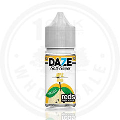 7 DAZE - REDS APPLE MANGO SALTS (ICE) 30ML