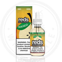 7 DAZE - REDS APPLE MANGO 60ML