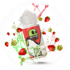 Air Factory E-Liquid - Strawberrry kiwi 100ml (msrp $30)