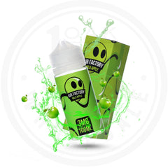 AIR FACTORY E-LIQUID - WILD APPLE 100ML MSRP( $30)