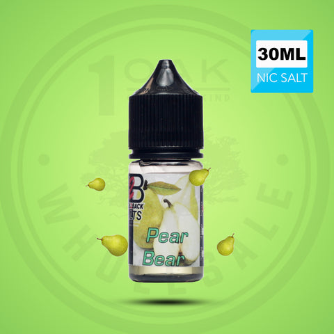 BACK2BACK SALTS - PEAR BEAR 30ML