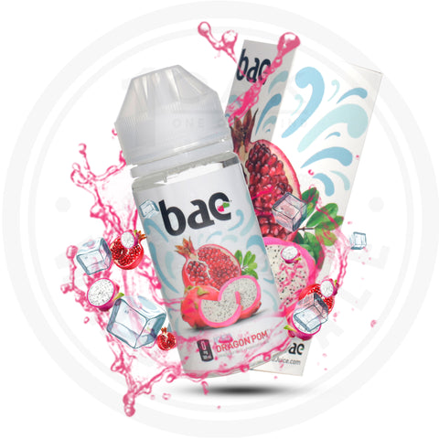 BAE JUICE - ICED DRAGON POM 100ML