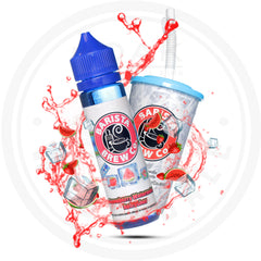 BARISTA BREW CO - FROZEN STRAWBERRY WATERMELON REFRESHER 60ML