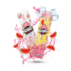 BAZOOKA SOUR STRAWS -  WATERMELON 60ML