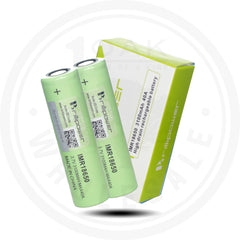BRILLIPOWER - IMR18650 3100MAH 40A BATTERY 2PACK