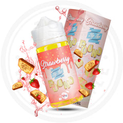 BY THE POUND - STRAWBERRY 100ML