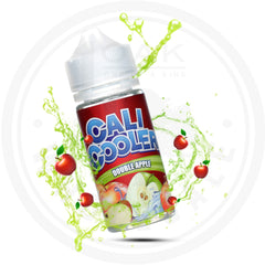 CALI COOLER - DOUBLE APPLE 100ML