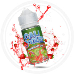 CALI COOLER - STRAWBERRY KIWI 100ML