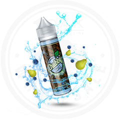 CHUBBY FRUIT VAPES - BLUEBERRY PEAR 60ML