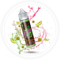 CHUBBY FRUIT VAPES - KIWI MELON 60ML