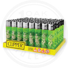 CLIPPER LIGHTER MARY JANE PINUPS 1 OAK WHOLESALE