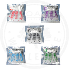 CZAR - NICOTINE SINGLE SERVE TUBE 3 PACK