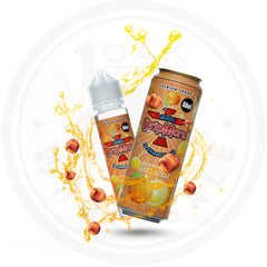 DRIP MORE - PEACHY TEA 60ML