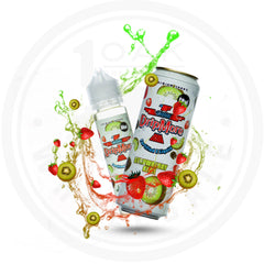 DRIP MORE - STRAWBERRY KIWI ICE TEA 60ML