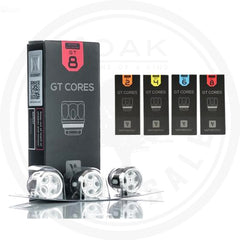 VAPORESSO GT CORE REPLACEMENT COILS 3PCS 1 OAK WHOLESALE