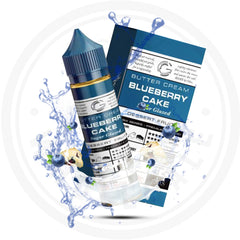 GLAS - BASIX SERIES BLUEBERRY CAKE 60ML