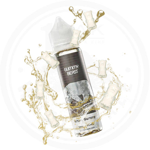 THE STANDARD GUMMY - WHITE GUMMY 60ML