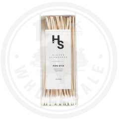 HIGHER STANDARDS - PIPE STIX COTTON SWAB