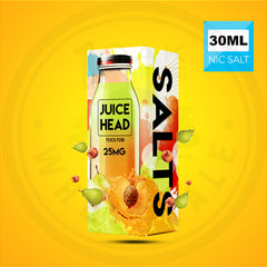 JUICE HEAD SALTS - PEACH PEAR 30ML
