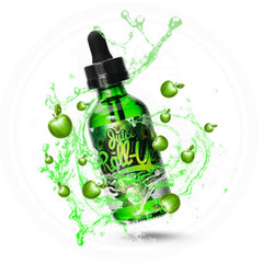 JUICE ROLL-UPZ - GREEN APPLE 60ML