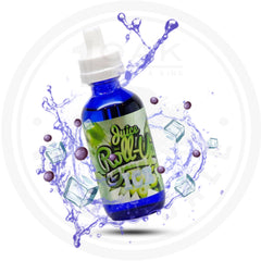 JUICE ROLL-UPZ - GRAPE ICE 60ML