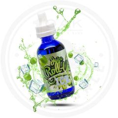 JUICE ROLL-UPZ - GREEN APPLE ICE 60ML