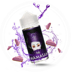 THE MAMASAN - PURPLE CHEESECAKE 100ML