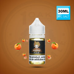 THE MAMASAN SALT - GUAVA POP SALT 30ML